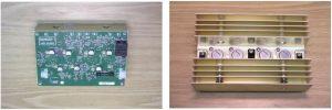 Smart linear power amplifier - top & bottom